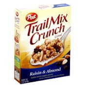 trail mix crunch raisin